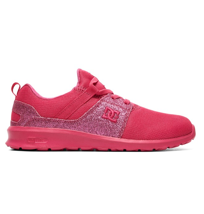 0 Girl's 8-16 Heathrow SE Shoes Pink ADGS700018 DC Shoes
