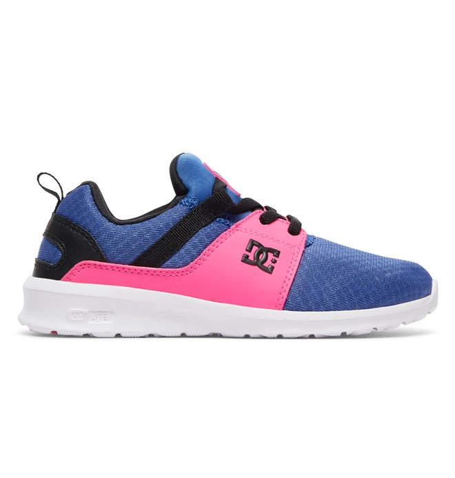 0 Girl's 8-16 Heathrow SE Shoes Blue ADGS700018 DC Shoes