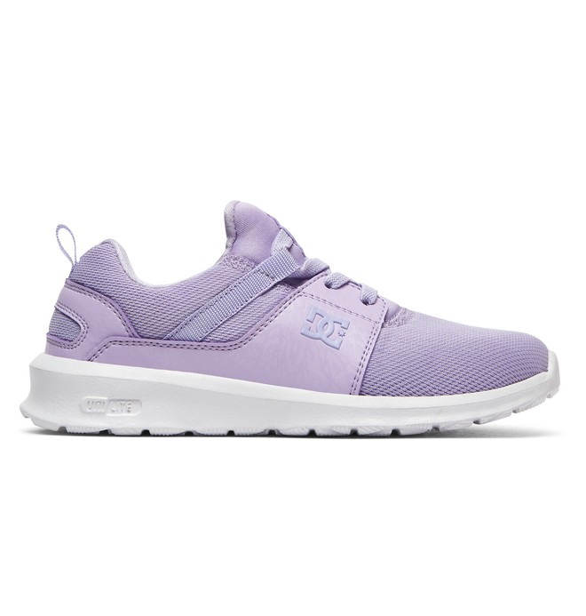 0 Heathrow - Shoes for Girls Purple ADGS700020 DC Shoes