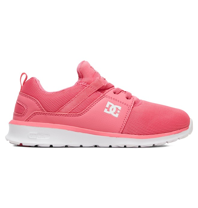 0 Niñas 8-16 Zapatos Heathrow Rojo ADGS700020 DC Shoes