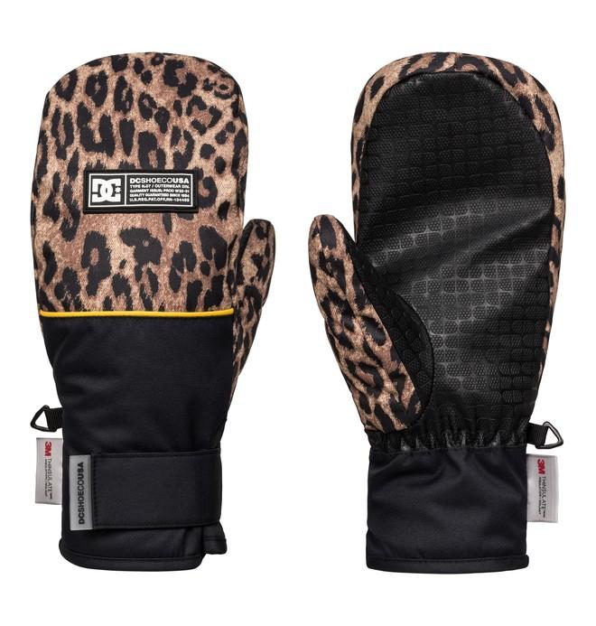 Franchise - Snowboard/Ski Mittens for Women  ADJHN03003