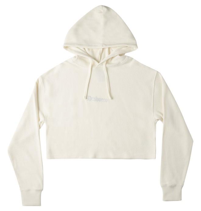 Old School - Cropped Hoodie for Women  ADJKT03008