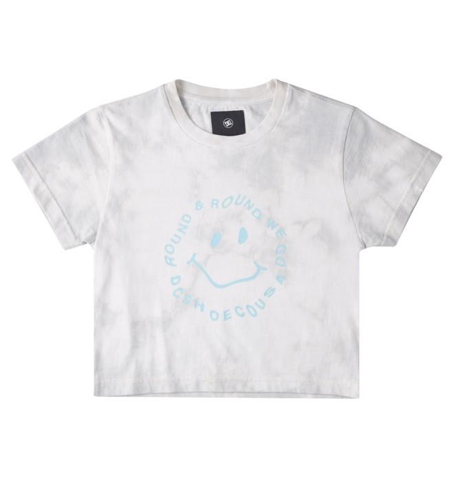 Trippin - Cropped T-Shirt for Women ADJKT03010
