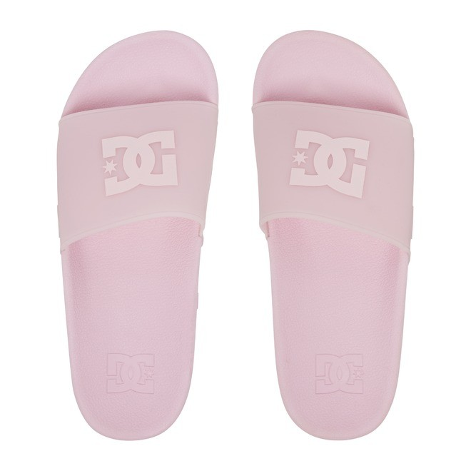 DC - Platform Slides for Women  ADJL100026