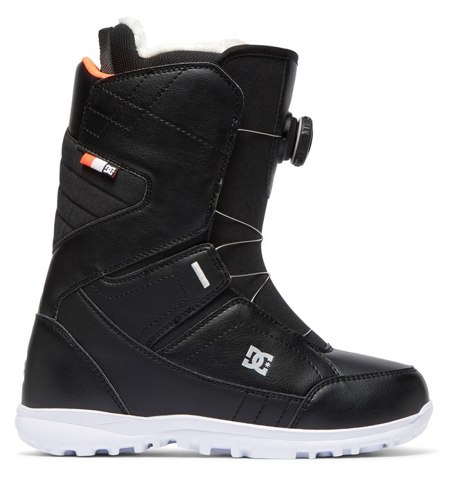 0 Search - Boots de snow BOA pour Femme Noir ADJO100015 DC Shoes