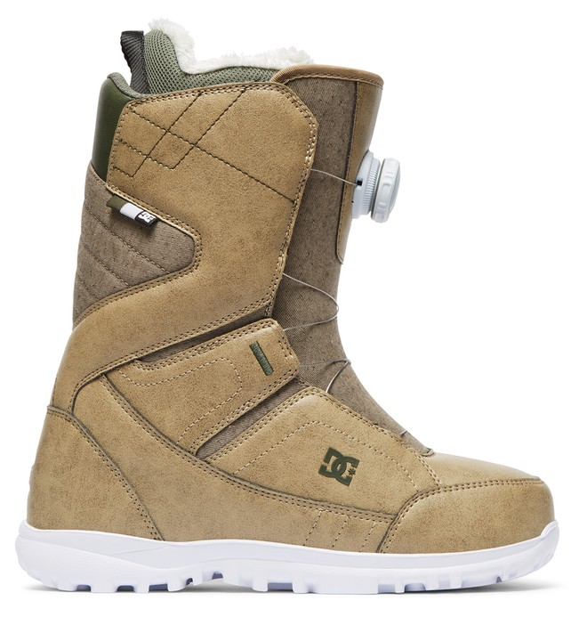 0 Search - Boots de snow BOA pour Femme Marron ADJO100015 DC Shoes