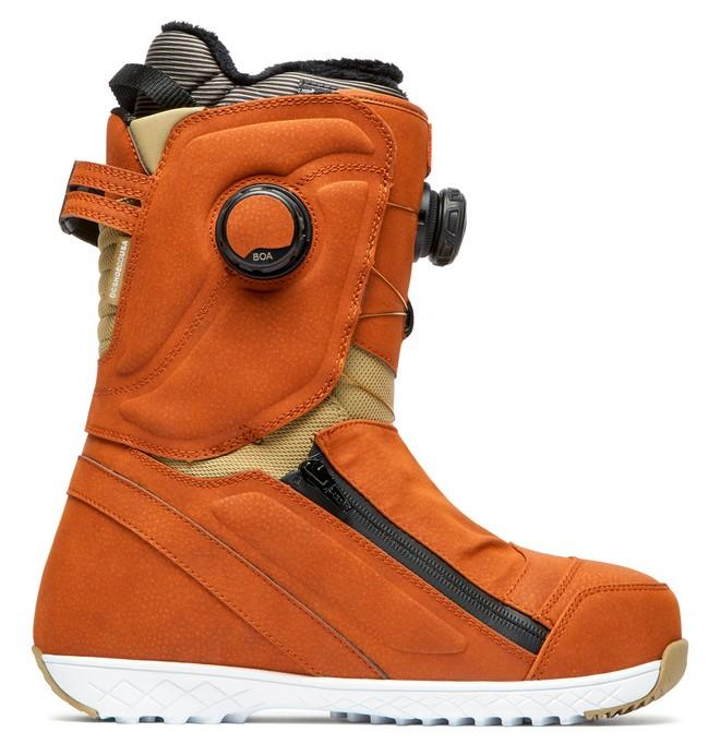 0 Mora BOA® Snowboard Boots Brown ADJO100018 DC Shoes