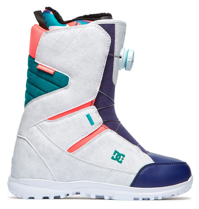 0 Search BOA® Snowboard Boots White ADJO100019 DC Shoes