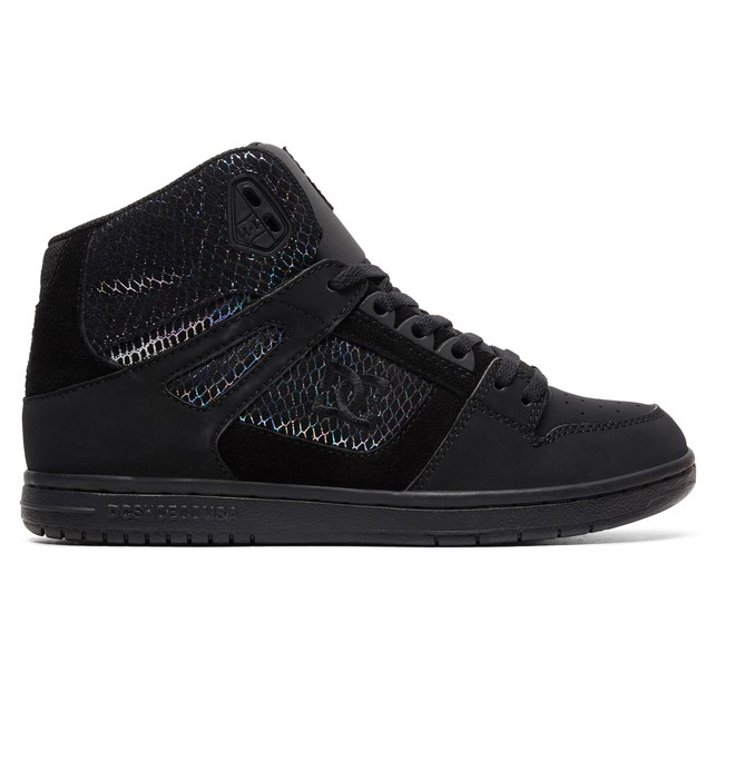 0 Women's Pure SE - High-Top Shoes  ADJS100116 DC Shoes