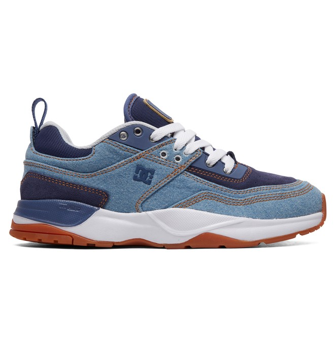 0 E.Tribeka TX SE - Baskets pour Femme Vert ADJS200018 DC Shoes