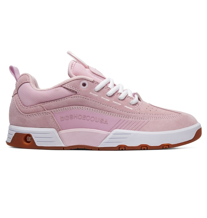 0 Women's Legacy 98 Slim Shoes Pink ADJS200022 DC Shoes
