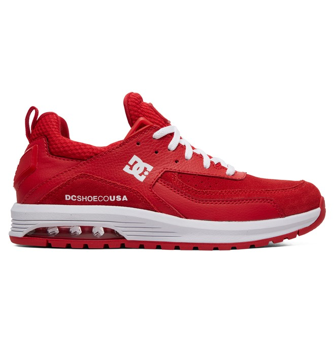 0 Vandium SE Shoes Red ADJS200026 DC Shoes