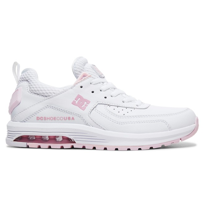 0 Women's Vandium SE Shoes White ADJS200026 DC Shoes