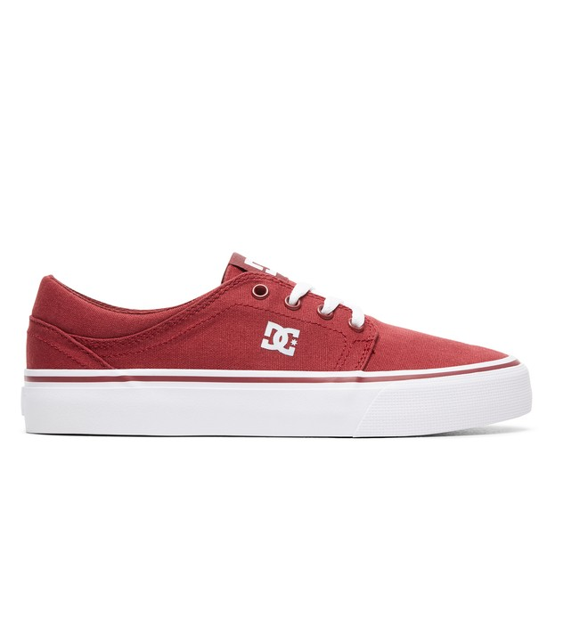 0 Women's Trase TX Shoes Red ADJS300078 DC Shoes