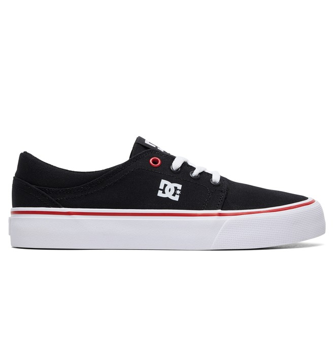 0 Women's Trase TX Shoes Black ADJS300078 DC Shoes