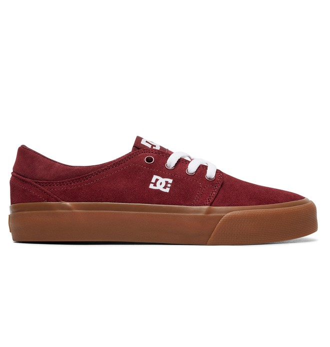 0 Women's Trase SE Shoes Red ADJS300144 DC Shoes