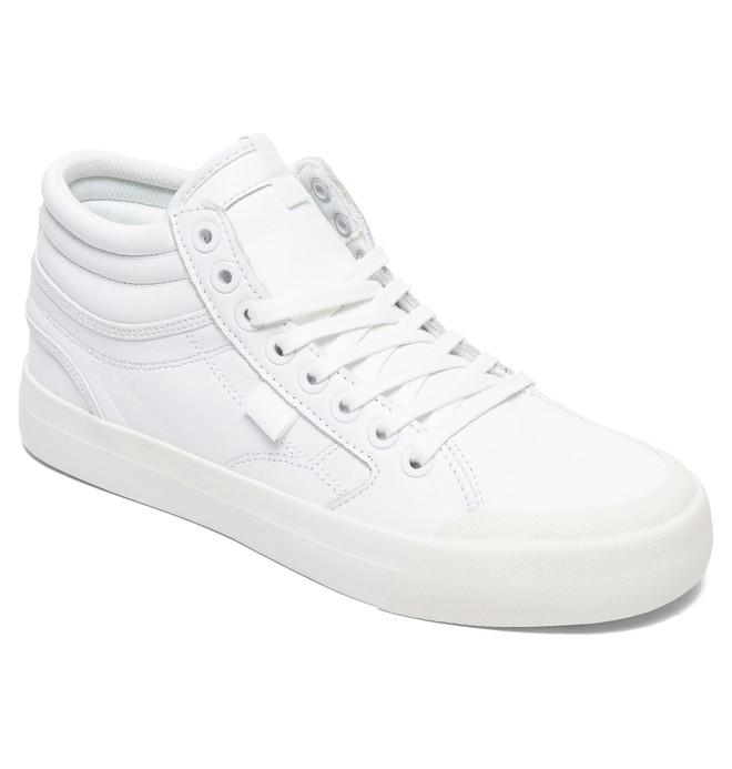 Evan Hi - High-Top Leather Shoes for Women  ADJS300189