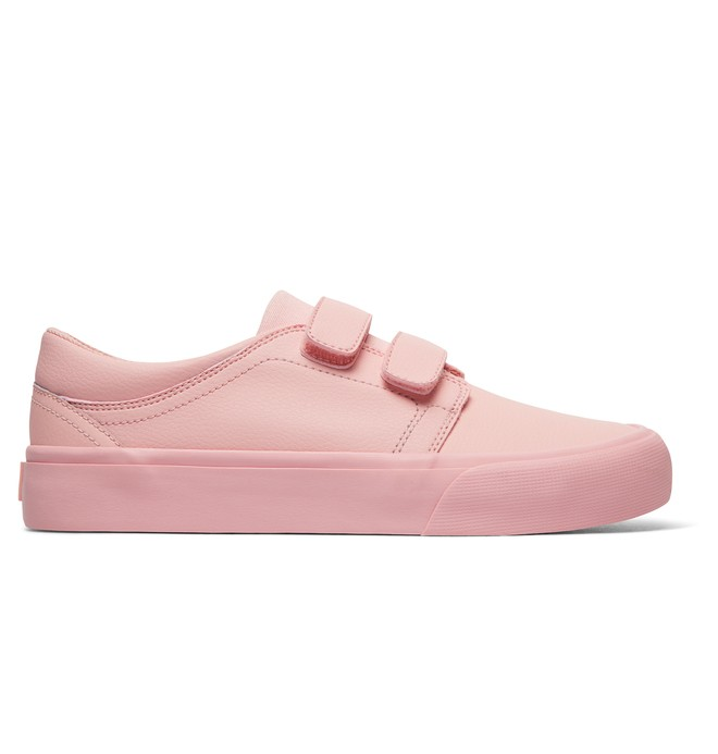 0 Women's Trase V SE Shoes Pink ADJS300202 DC Shoes