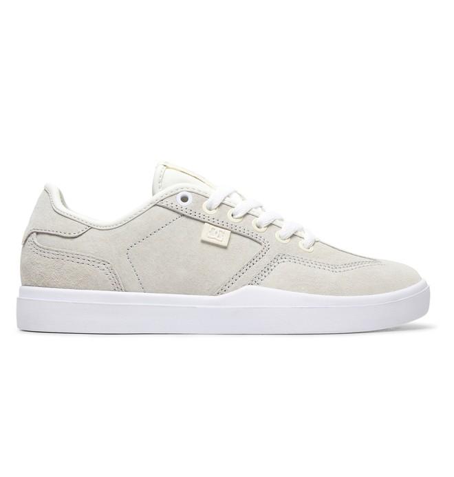 0 Vestrey LE - Zapatillas de cuero para Mujer Blanco ADJS300224 DC Shoes