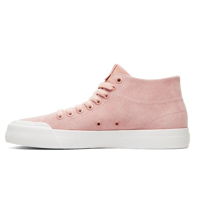 Evan Hi Zero - High-Top Leather Shoes for Women ADJS300225