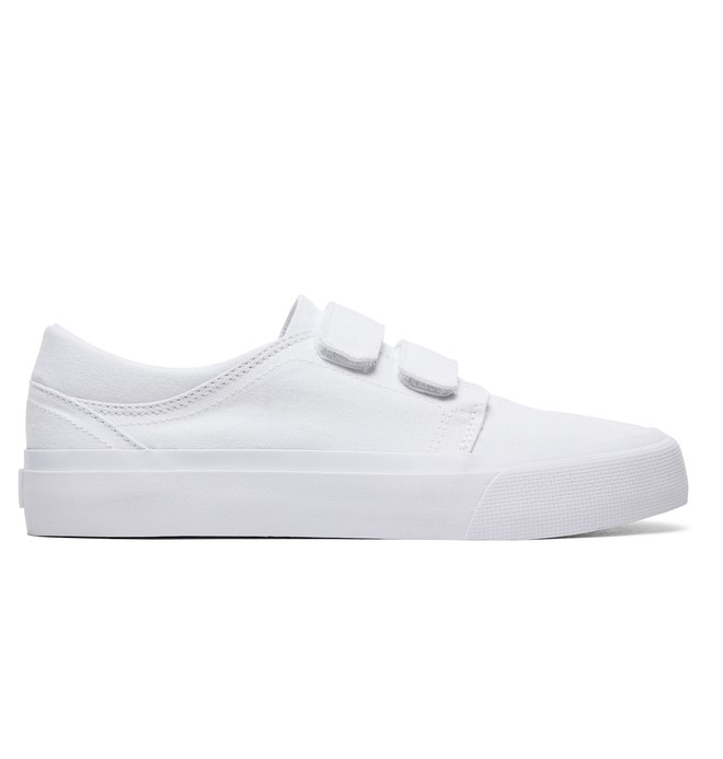 0 Women's Trase V TX Shoes White ADJS300230 DC Shoes