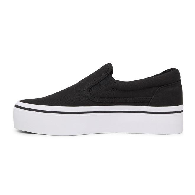 Trase Slip Platform - Flatform Slip-On Shoes for Women  ADJS300258