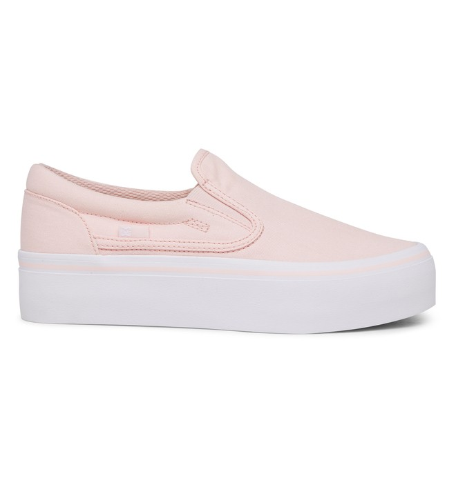 Trase Slip Platform - Flatform Slip-On Shoes for Women  ADJS300258