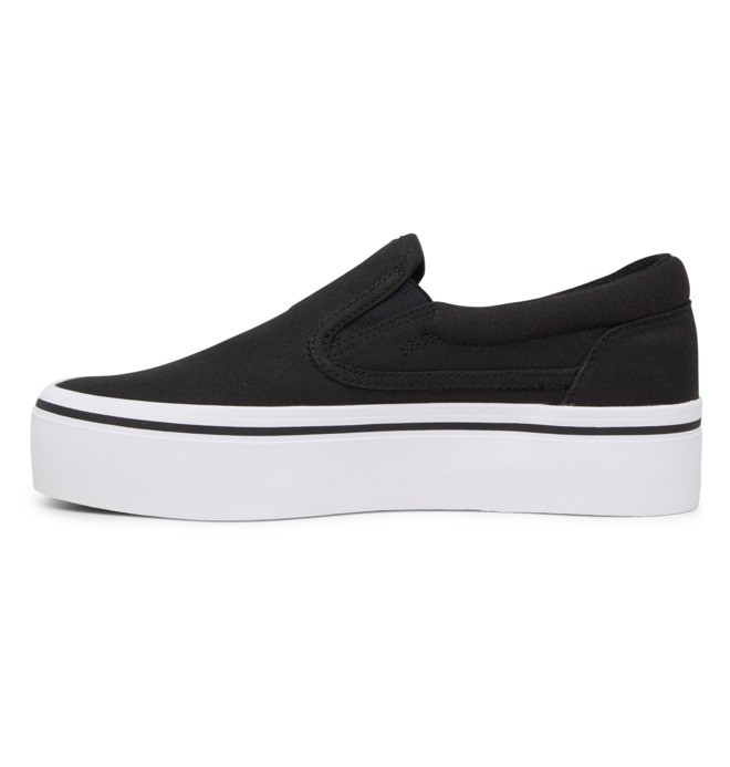 Trase Slip Platform - Slip-On Flatform Shoes  ADJS300270