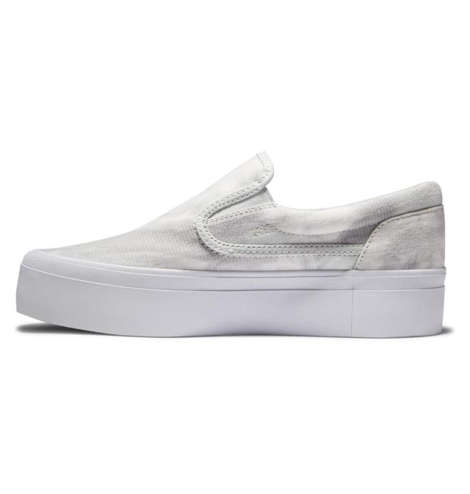 Trase Slip Platform - Slip-On Flatform Shoes  ADJS300270