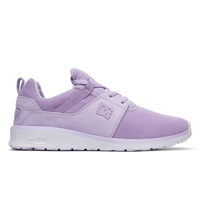 0 Heathrow - Zapatillas para Mujer Violeta ADJS700021 DC Shoes