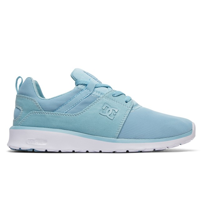 0 Heathrow - Baskets pour Femme Bleu ADJS700021 DC Shoes