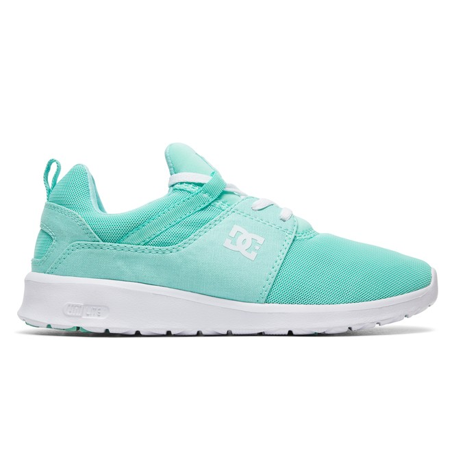 0 Heathrow - Baskets pour Femme Vert ADJS700021 DC Shoes