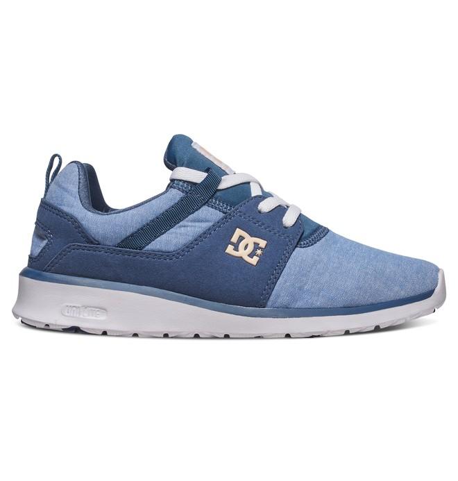 0 Heathrow SE - Zapatos para Mujer Azul ADJS700022 DC Shoes