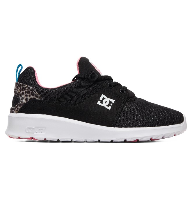 0 Women's Heathrow TX SE Shoes Black ADJS700025 DC Shoes