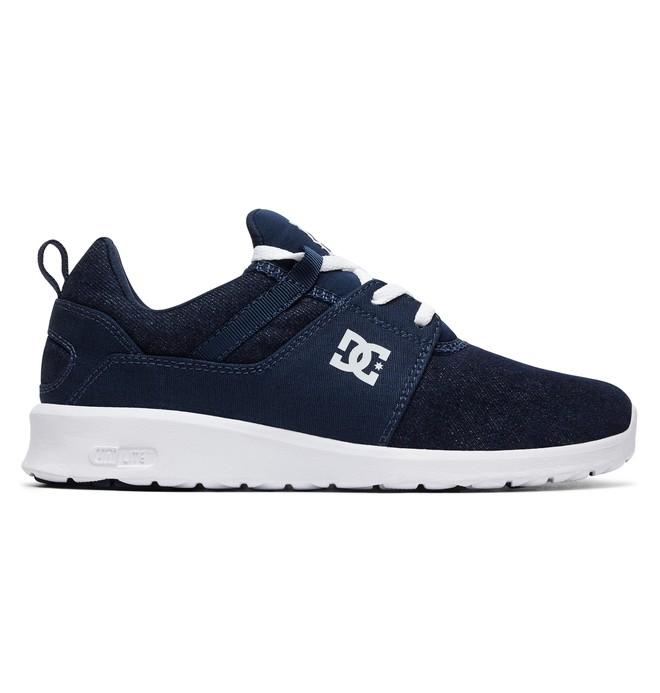 0 Heathrow TX SE - Baskets pour Femme Bleu ADJS700025 DC Shoes