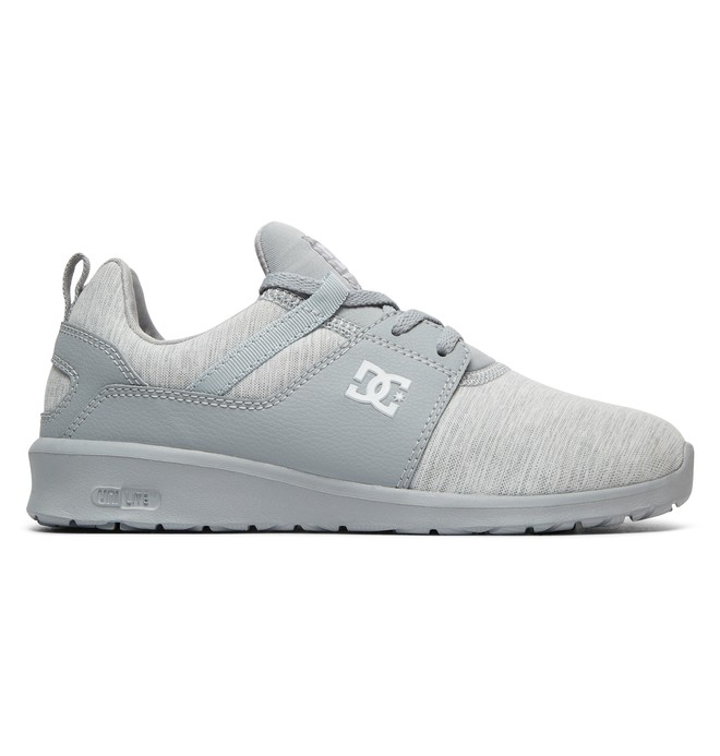0 Women's Heathrow TX SE Shoes Grey ADJS700025 DC Shoes