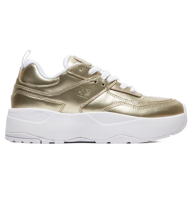 0 E.Tribeka Platform SE - Zapatillas para Mujer Amarillo ADJS700081 DC Shoes