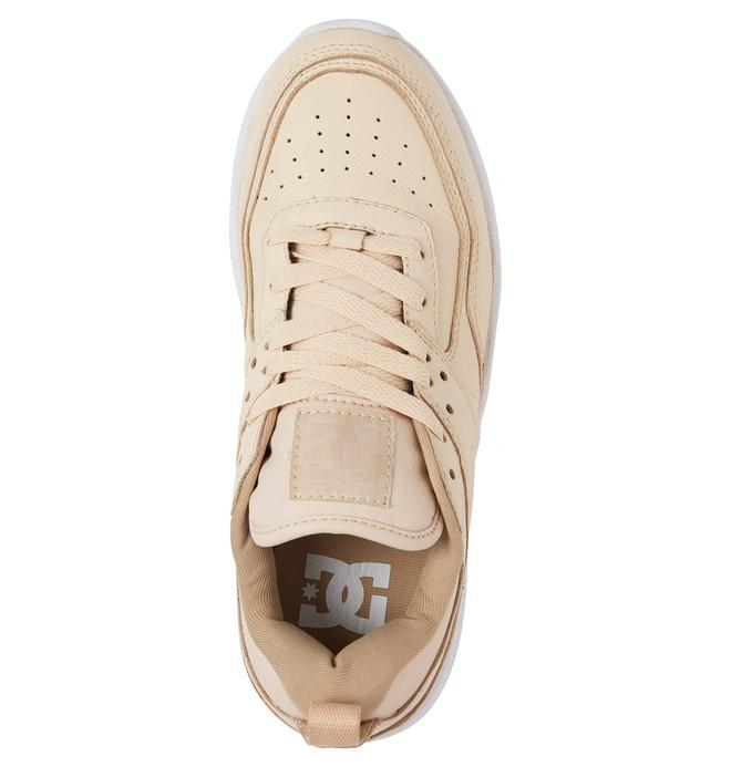 E.Tribeka Platform LE - Leather Platform Shoes for Women  ADJS700090