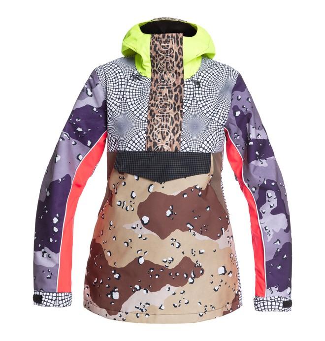 Envy SE - Anorak Snowboard Jacket for Women  ADJTJ03010