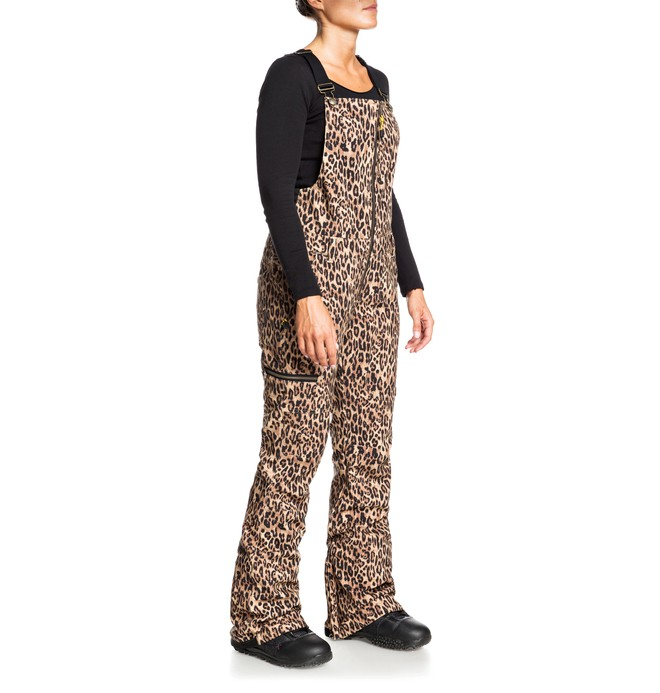 Collective - Softshell Snowboard Bib Pants for Women  ADJTP03004