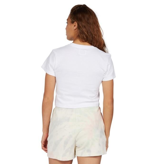 Star Short Sleeve Top for Women  ADJZT03015