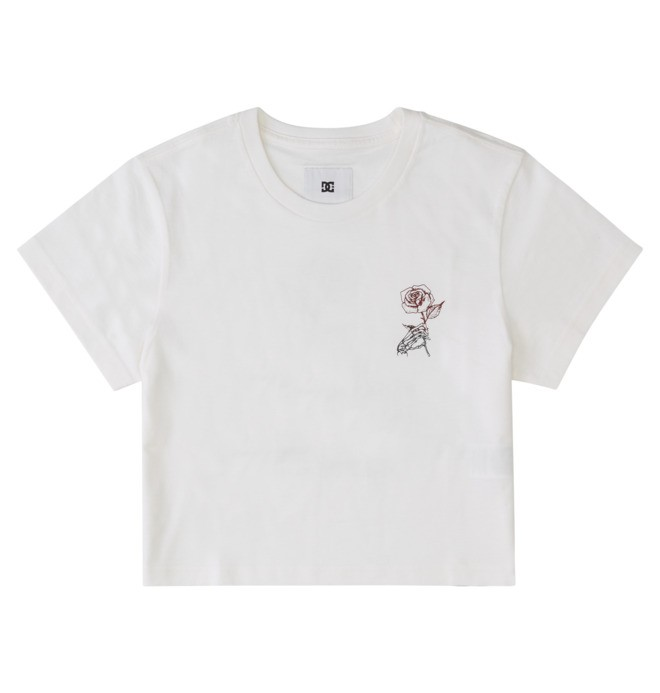 Always And Forever - Cropped T-Shirt for Women  ADJZT03036