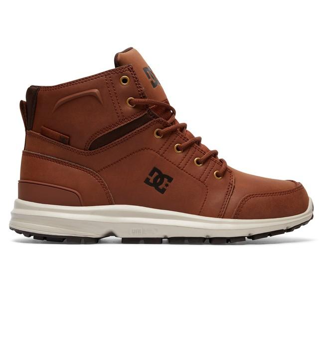 0 Torstein - Bottes à lacets pour Homme  ADMB700008 DC Shoes