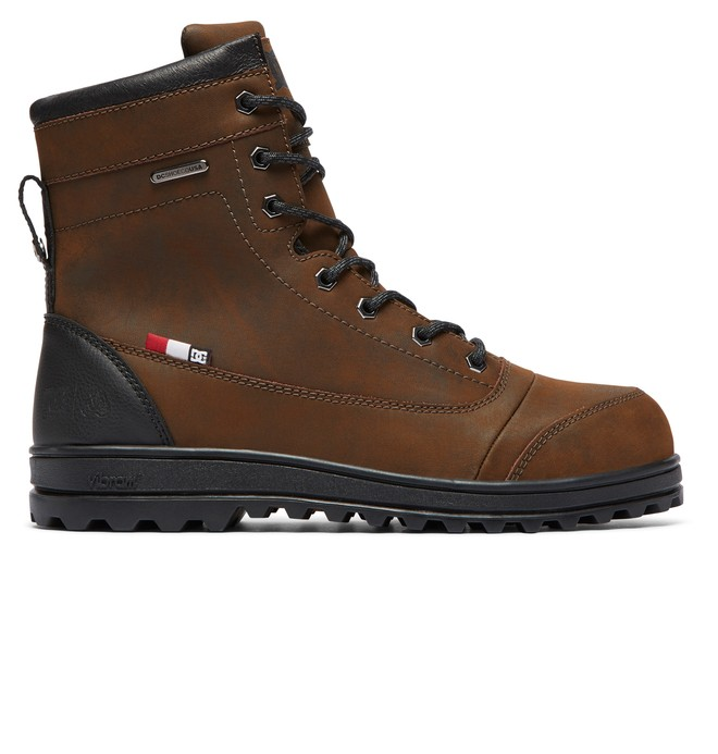 0 Travis - Botas impermeables para Hombre Multicolor ADMB700012 DC Shoes