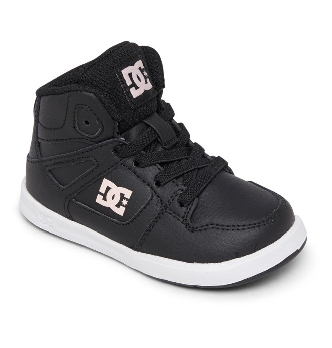 Pure Hi - Leather High Top Shoes for Toddlers  ADOS700039