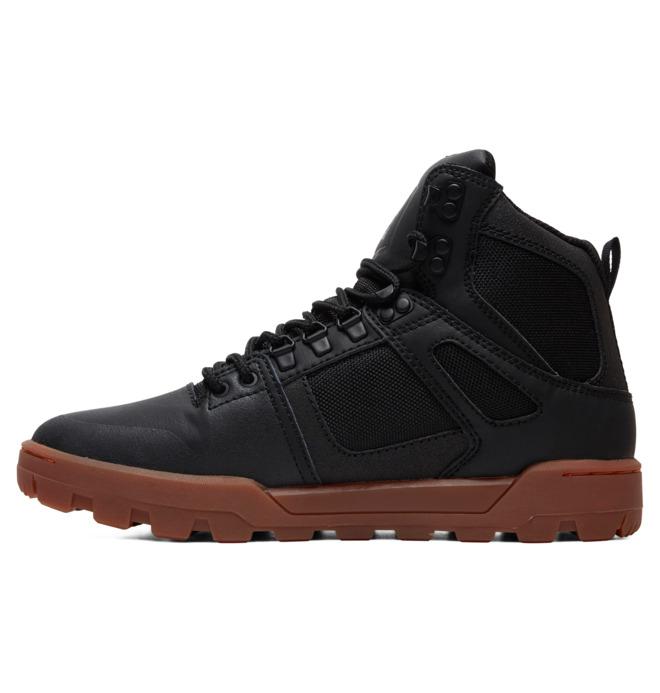 Pure Hi - Weather Resistant Lace-Up Boots for Men  ADYB100009
