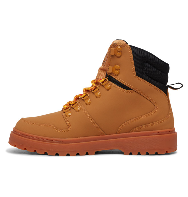 Peary - Leather Lace Winter Boot for Men  ADYB700030