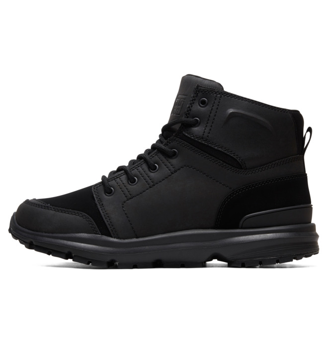 Torstein - Leather Lace-up Winter Boots for Men  ADYB700032