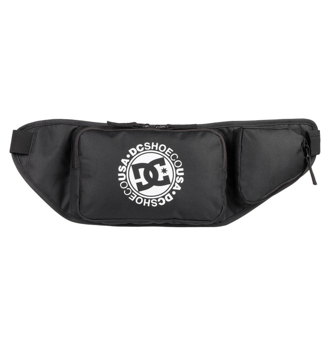0 Skate Fanny Pack Black ADYBA03012 DC Shoes