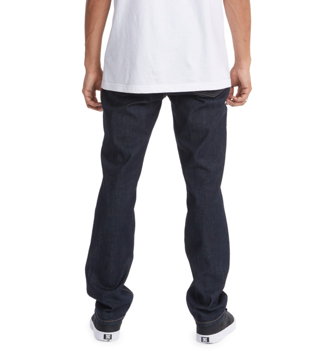 Worker - Straight Fit Jeans for Men  ADYDP03046